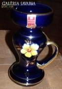 Szép régi kobalt váza