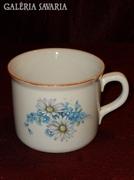 Zsolnay porcelán virágos bögre  ( DBZ0055 )