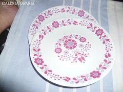 Alföldi,   Porcelán tányér