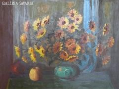 Schey Ferenc : Virágkonpozició