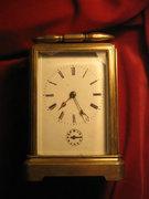 XIX. századi nagy francia utazó óra