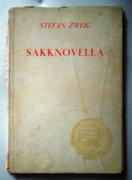 Stefan Zweig: Sakknovella