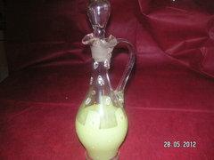 Antik Szakított Üveg