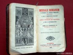 Missale Romanum Ex Decreto SS...., 1924.