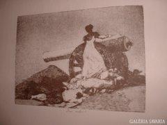 Francisco de Goya: Que valor!  NYOMAT