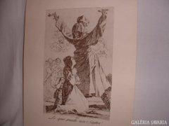 Francisco de Goya: Lo que Puede un Sastre! NYOMAT