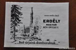 Jakab István László: Erdély magyar népi épitészete