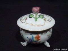 3477 Antik óherendi rózsás bonbonier