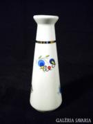 U251 B4 Régi jelzett porcelán váza Lubiana