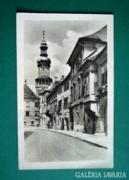 Soproni látkép, 1955.