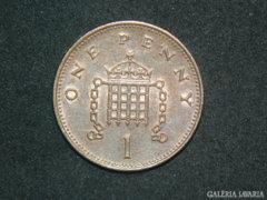 1 Penny (One Penny) Anglia, 1996.