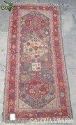 AD52 R7 Antik kézi csomózású kaukázusi szőnyeg 10