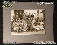 AE29 K21 Régi osztályfénykép 1920-as évekből