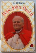 His Holiness Pope John Paul II