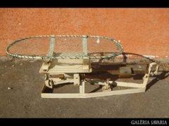 0189 Antik jelzett babamérleg