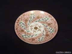 2563 F3 Antik szecessziós porcelán kistányér