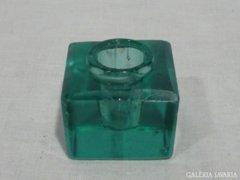 4047 F2 Régi üveg tintatartó kalamáris