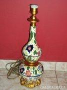 Fischer majolika lámpa