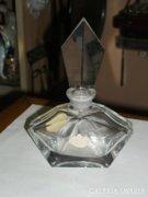 Kristály parfűmös üveg