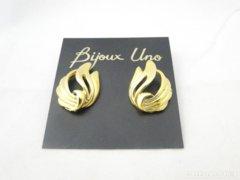 5586 Aranyozott bizsu női ékszer fülbevaló pár