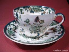 MASON'S Chatreuse teáscsésze aljjal II.