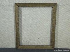 7844 Régi aranyozott vágható képkeret 36 x 44 cm