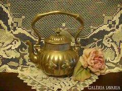 Gerhardi & co. Art nouveau tiltable teapot