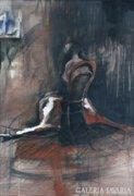 Magyar festő, XX. század második fele : Magányosan