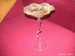 Művészi üveg gyűjtőknek , lehelet  finom  !!