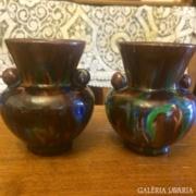 Két Kis Karcagi Váza
