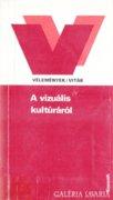 Szerk.: S. Nagy Katalin: A vizuális kultúráról 500 Ft