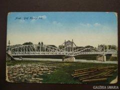 Románia Arad  Grof Károly híd   1917        RK