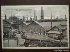 Német Essen - Ruhr, Krupp's Fabrik,  006  1911     RK