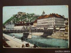 Graz - Schloßberg     1910     RK