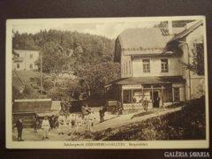 Dürnberg - Hallein     1927     RK