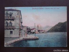 Montenegro Cattaro Kotori-öböl 004       1910     RK