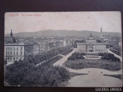 Horvát Zagreb 001   1909     RK
