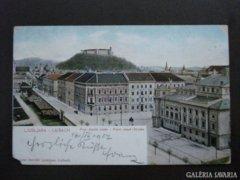 Ljubljana  1907    RK