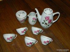 HAAS&CZJZEK  porcelán  teás - készlet