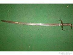 Y202 Régi gyalogos tiszti kard