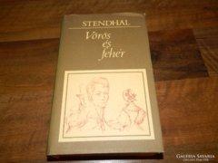Stendhal Vörös és fehér
