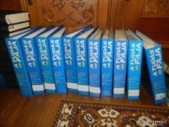 ATudás Fája  / Teljes sorozat 11 kötet