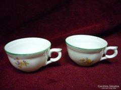 Meisseni kávés csészék