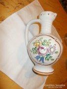 Porcelán váza,- korsó