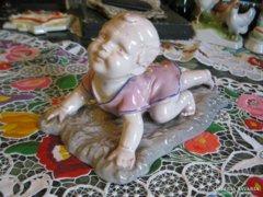 Kerámia figura , régi