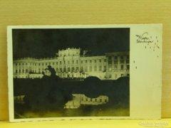 0A924 Régi képeslap Wien Schönbrunn 1938