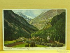 0A926 Antik képeslap Bei Badgastein 1913