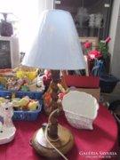 Fa koloniál lámpa