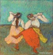 Művészeti reprodukció, Degas