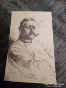 I. vh-s képeslap 1914-ből kitűnő állapotban